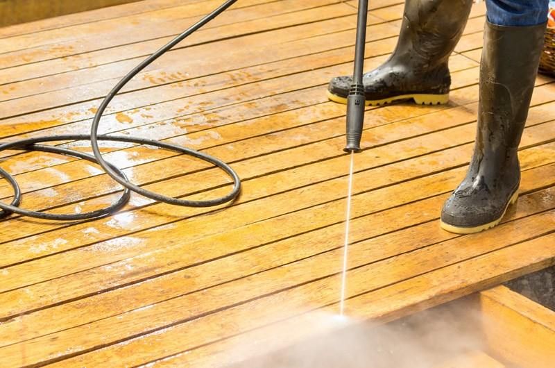 Best Use of Electric Pressure Washers